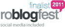 Finalist roblogfest 2011