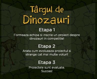 Targul de Dinozauri